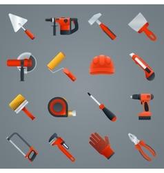 Repair construction tools vector image vector image