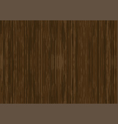 Brown wooden background vector