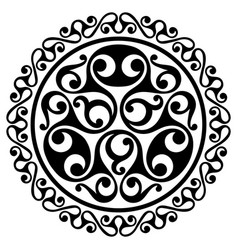 Polynesian tattoo design ancient polynesian vector