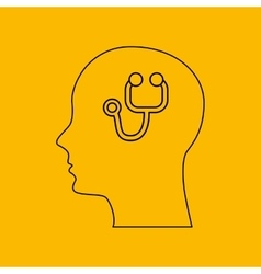 medical healthcare design vector image vector image