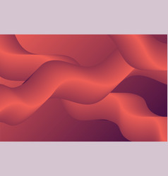 abstract background red lines for brochure vector image