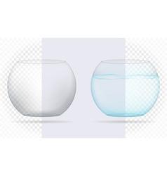 aquarium 03 vector image