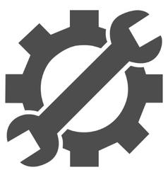 Developer Tools Flat Icon vector