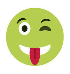 Emoji icon image vector