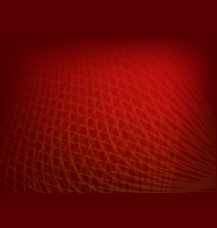 red rich background wallpaper in luxury design vector image