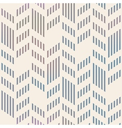 Abstract Seamless Geometric Chevron Pattern Mesh vector image