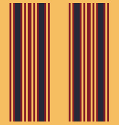 vertical red and white stripes print vector image