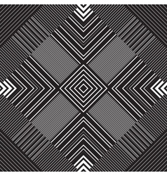 Abstract seamless pattern Modern stylish texture vector
