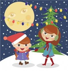 Christmas christmas christmastime vector