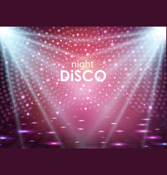 Disco abstract background disco ball texture vector