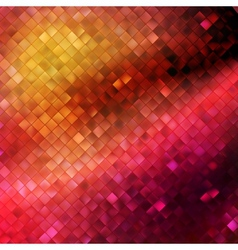 Pink glitters on a soft blurred EPS 10 vector image vector image