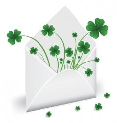 St Patrick's Day design vector image