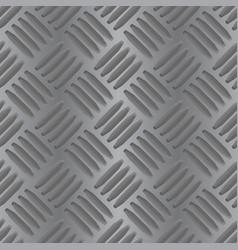 Metal non slip background seamless pattern vector