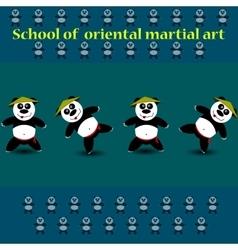 Kung fu Panda vector