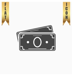 Money Cash icon vector image