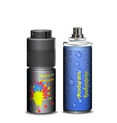 Deodorant vector image vector image