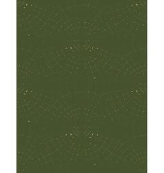 Radar pattern green vector