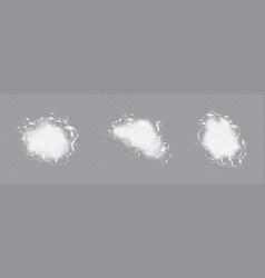bath foam soap with bubble isolated on transparent vector image