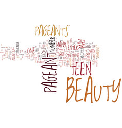beauty problem skin tags text background word vector image