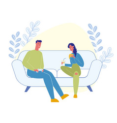 Domestic leisure pastime flat vector