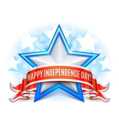 USA Independence Day Background vector