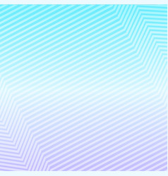 Zig zag pattern on gradient background vector