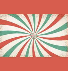 pinwheel circus background vector image