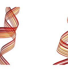 Striped abstract background vector