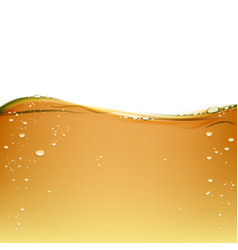 Background olive oil isolated on a white vector