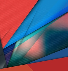 Modern Material Design Abstract Background EPS10 vector image