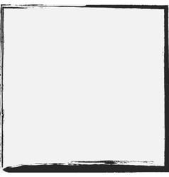 Grunge Frame Texture vector image vector image
