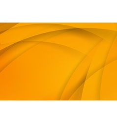 Abstract background yellow layered eps 10 007 vector image