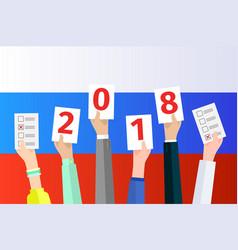 Concept voting vector