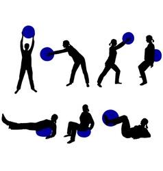 Pilates vs vector