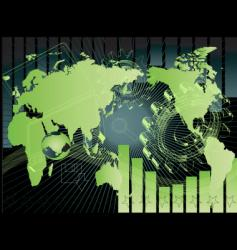 background map vector image