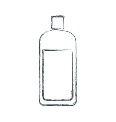 container bottle isolated vector image