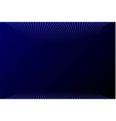 Dark blue dynamic abstract background with wave vector