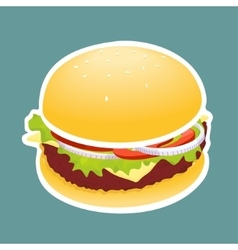 The Hamburger vector