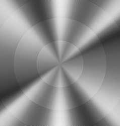 Brushed Metal Background 2 vector image vector image