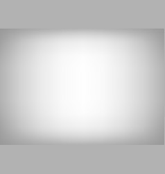 abstract gray studio background vector image
