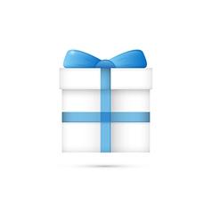 Present Box Gift Box vector image