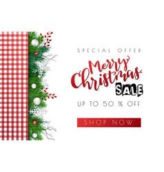 Sale promotion banner vector