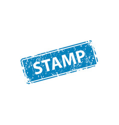 template stamp texture vector image