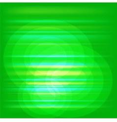 Blur Green light Abstract vector