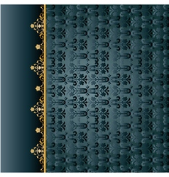traditional Ottoman seamless pattern01 vector image