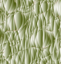 Light green abstract background for design vector image vector image