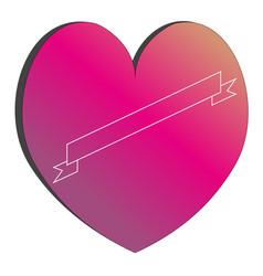 Heart of a hippaster billet vector