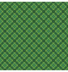 Seamless mesh pattern over green vector