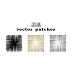 Texture linen vector