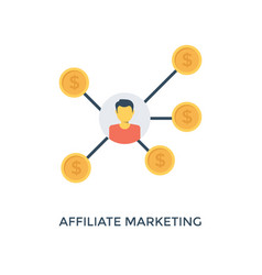 Affiliate network vector